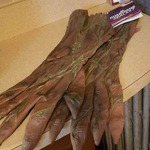 Guardians of the galaxy costume gloves